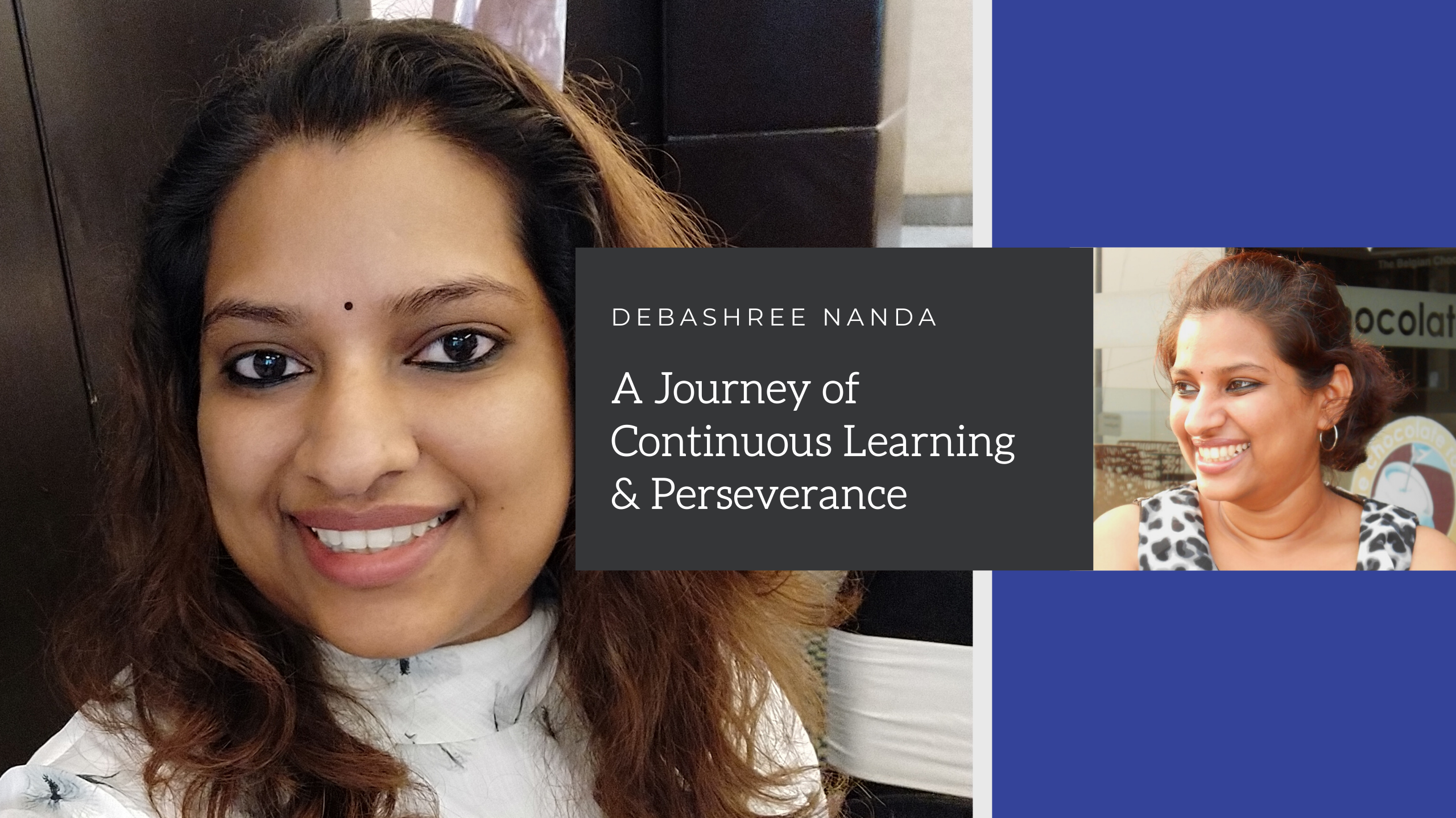 A Journey of Continuous Learning & Perseverance