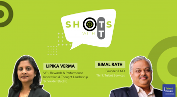 Shots with TT – 15 – Perspectives on Employee Recognition and Compensation with Lipika Verma