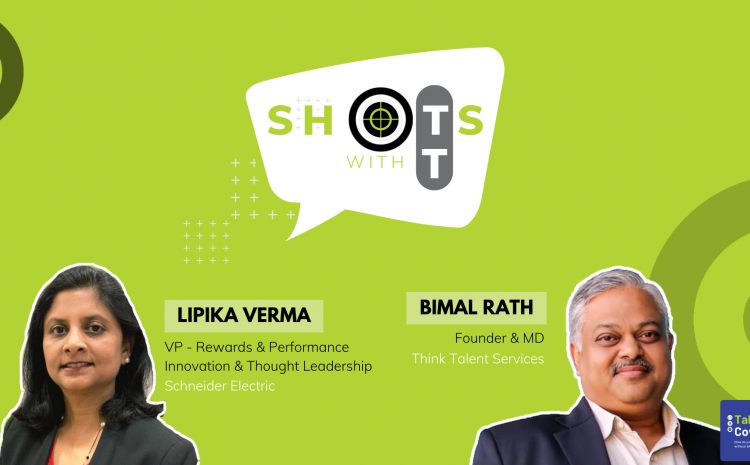 Shots with TT - 15 - Perspectives on Employee Recognition and Compensation with Lipika Verma