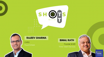 Shots with TT – 16 – Perspectives on Succession Planning with Rajeev Sharma