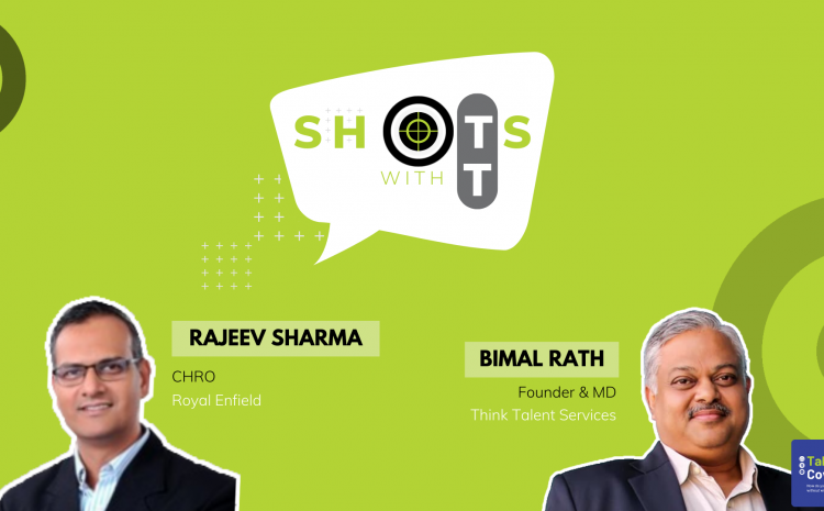 Shots with TT - 16 - Perspectives on Succession Planning with Rajeev Sharma