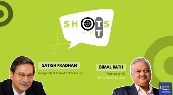 Shots with TT – 17 – Perspectives on the Evolution of Top Leadership with Satish Pradhan