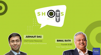 Shots with TT- 19 – Perspectives & learnings for the HR function from the pandemic with Judhajit Das