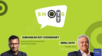 Shots with TT – 20 – Perspectives on the role of HR in Transformation with Subhankar Roy Chowdhury